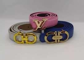 Cinturón de dama varios colores y modelos