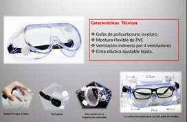 Gafas sobre lentes