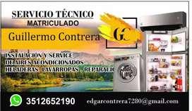 TECNICO REFRIGERACION Y AIRES