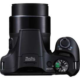 Cámara Digital Canon Sx530 16mp 50x Zoom Wifi Full Hd Gtia