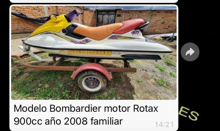 Motos acuaticas incluido par skyt y un parasail