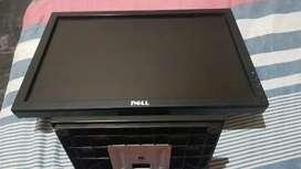 Pantalla Dell en óptimas condiciones 17 pulgadas