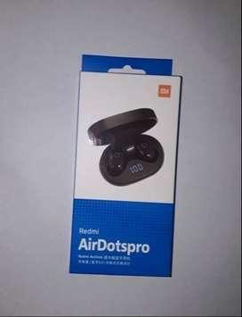 Audífonos Redmi Airdotspro Control Touch Bluetooth 5.0,