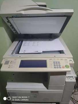 Fotocopiadoras Ricoh Aficio 3035 y 645  en perfecto estado