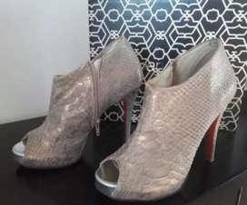 Zapatos PARUOLO Stileto N 37