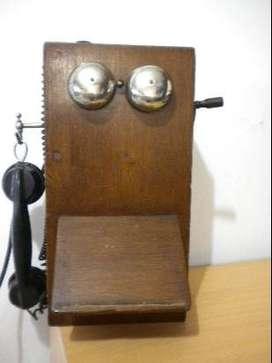 Teléfono antiguo l m ericsson stookholm $10000