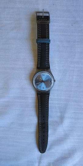 Reloj SWATCH Choco Blue. Excelente estado. En caja original
