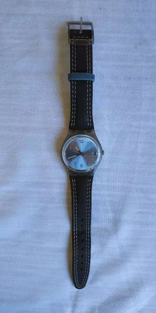 Reloj SWATCH Choco Blue. Excelente estado. En caja original 0