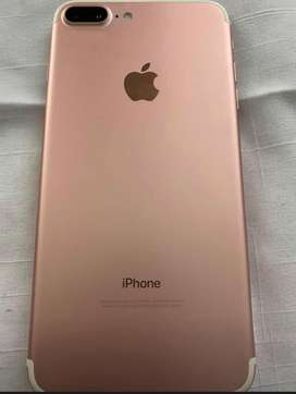 Iphone 7 plus de 32 gb 10 de 10