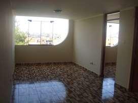 Alquilo departamento, en la Urb. Pablo VI, II Etapa, el mejor distrito de Arequipa, amplia vista de la ciudad