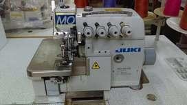 maquina fileteadora JUKI MO