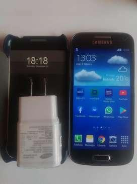 Samsung S4 mini Original Impecable libre solo lo Vendo todo Ok  Accesorios Nuevos