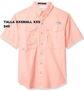 Camisa Columbia Talla XXSmall  XXS