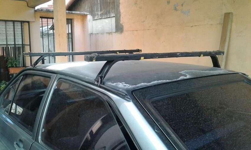 Barras Portaequipajes para Auto Antiguo. 0