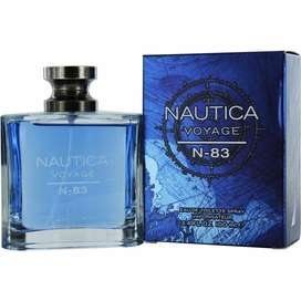 Nautica Voyage N83 Hombre 3,4oz 100.ml Sellada Original