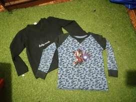 Lote de ropa Niño talla 16