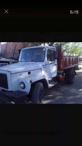 camion gaz
