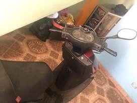 Moto italika modelo DS 150 menos de minimo uso 2000 de kilometraje