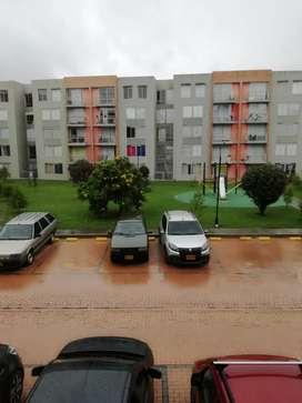 Apartamento en cajica parques de la estacion