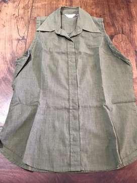 Camisa Mujer marca Silencio. TM