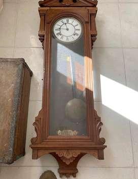Reloj de pared antiguo - precio negociable