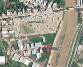 Se Vende Puesto o Parcela ubicada en el Terminal de mayoristas de cebolla (Senasa) en Zarumilla - Tumbes