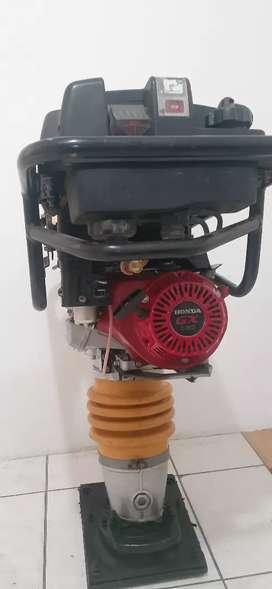 Vibroapisonador DINAPACK motor honda GX120