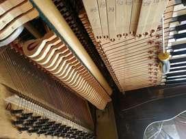 AFINACIÓN Y REPARACIÓN DE PIANOS GARANTIZADO
