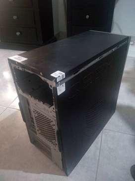 Chasis de  PC para board tipo ATX con unidad dvd