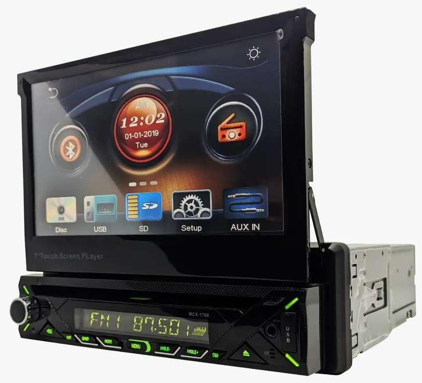 Radio para carro motorizado económico 0