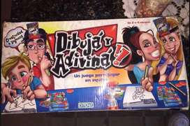 Juego de Mesa Dibuja Y Adivina ToyCo