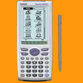 Calculadora Graficadora Touch Casio Cas Classpad 330 Program
