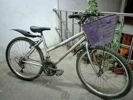 """Remato bicicleta Mountain Gear 26"""" montañera"""