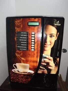 Maquina Bianchi Cafétera-vending