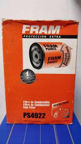 Filtro combustible Fram Toyota SR5