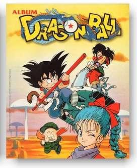 Figuras/láminas UNIDAD Álbum Dragon Ball 1 Navarrete 1996 No Cab Tap Pani