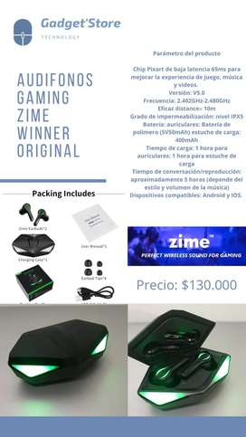 AUDIFONOS GAIMING ZIME WINNER