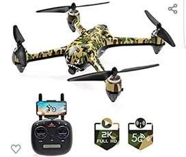 Dron color militar