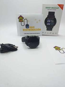 Reloj Inteligente Smart Bracelet 119 Plus
