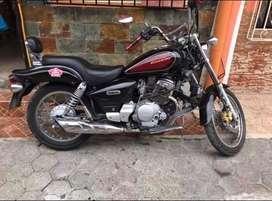 Vendo Moto Yamaha Entincer