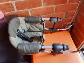 Silla adaptable para bebe