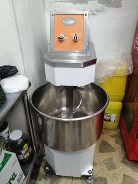 Mojadora industrial 50 kilos refrigerador congelador