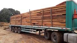 Madera / cargas de madera a todo destino / Madera por mayor / Capirona /Tornillo/ Cedro y mucho más.