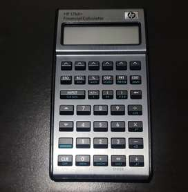 Vendo cambio permuto Calculadora financiera HP 17bll+