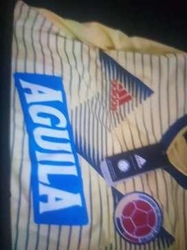Originales adidas nuevas camisetas seleccion colombia