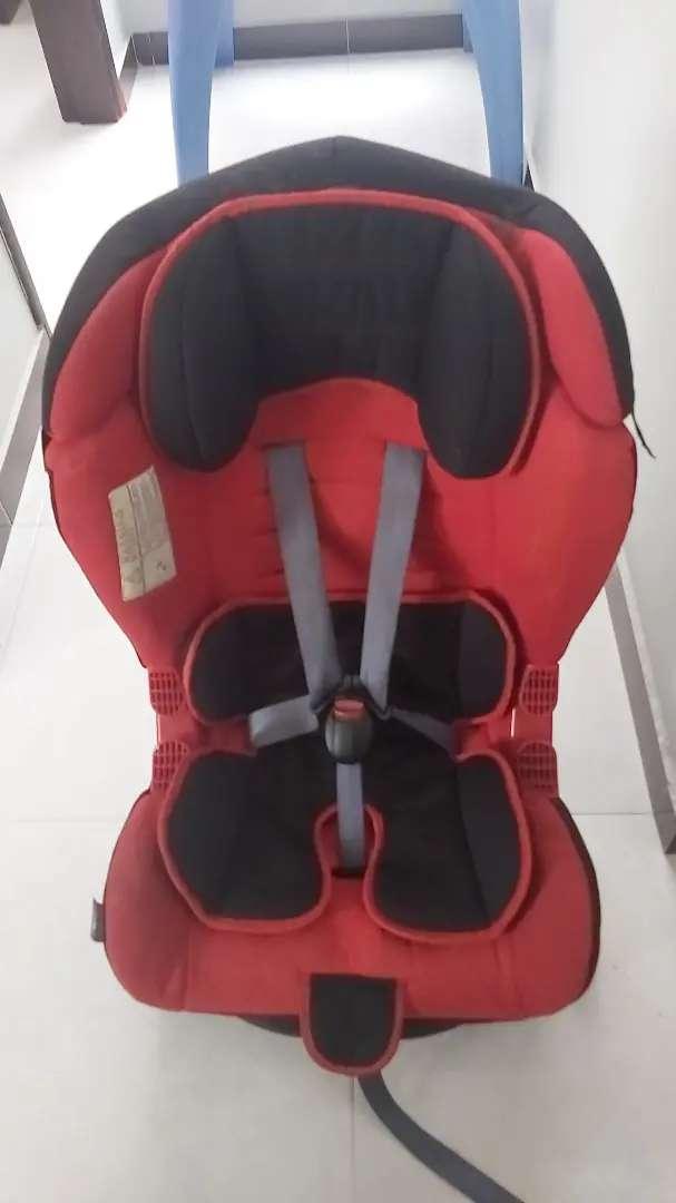 Silla de bebe para carro 0