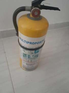Extintor  multipropositos