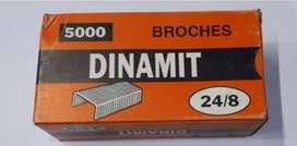 Caja con 5000 Broches