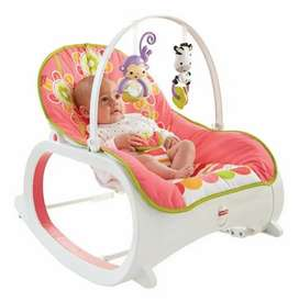 Silla mecedora vibratoria fisher price
