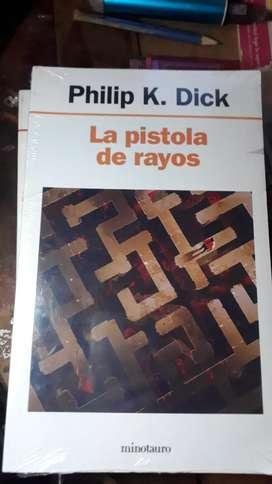 LA PISTOLA DE RAYOS (nuevo)